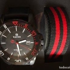 Relojes - Racer: RELOJ RACER. DOBLE PULSERA. SIN ESTRENAR. Lote 277056768