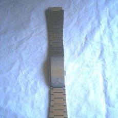 Recambios de relojes: CADENA ACERO INOXIDABLE. Lote 10674251