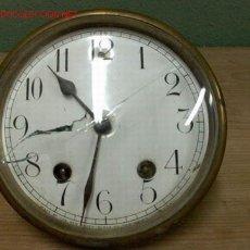 Recambios de relojes: ,,,GRAN MÁQUINA SONERIA HORAS Y MEDIAS,,,USA,,,RELOJ DE SOBREMESA,,,. Lote 23972812
