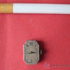 Recambios de relojes: MAQUINARIA ANTIGUA DE RELOJ. MUY BONITA.. ENVIO GRATIS¡¡¡. Lote 13687362
