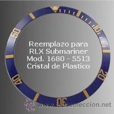 Recambios de relojes: RLXI8 INSER REEMPLAZO PARA ROLEX MOD. SUBMARINER. Lote 140221812