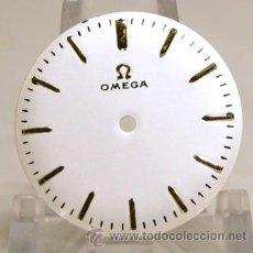Recambios de relojes: S135 ESFERA OMEGA. Lote 27487072