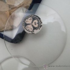 Recambios de relojes: ANTIQUISIMO CRISTAL PARA RELOJ DE BOLSILLO - 499 MMS - MUY DIFICIL DE CONSEGUIR - SIN ESTRENAR. Lote 37599967