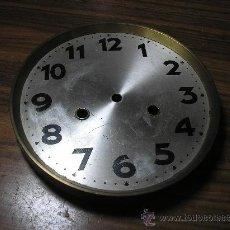 Recambios de relojes: ESFERA DE RELOJ REGULADOR. Lote 28587133