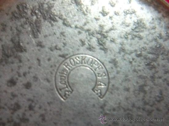 Recambios de relojes: 2 Cajas de realmente antiguos relojes de Bolsillo , Grandes (1 Roskopf) - Foto 5 - 28621520