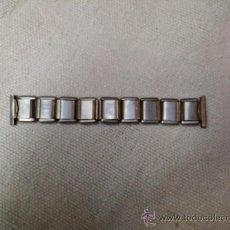 Recambios de relojes: PULSERA DE RELOJ. Lote 30040059