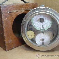 Recambios de relojes: RELOJ CRONOMETRO COLOMBOFILO PARA CARRERAS DE PALOMAS - LA LEDOISE LEDE - MADE IN BELGIUM 1920S. Lote 41394119