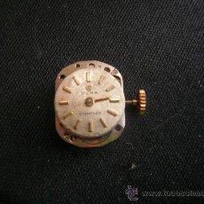 Recambios de relojes: MAQUINARIA DE RELOJ CYMA ,CYMAFLEX SUIZO. Lote 33206131