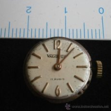 Recambios de relojes: PARTE DE RELOJ VALORUS, SWISS MADE. Lote 35260165