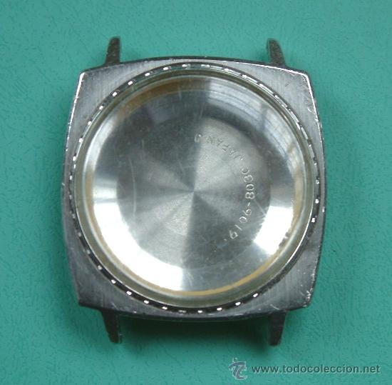 Recambios de relojes: EXCELENTE CAJA DE RELOJ SEIKO SEALION - Foto 3 - 35375752