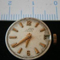 Recambios de relojes: PARTE DE RELOJ POTENS, SWISS MADE. Lote 35766305