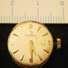 Recambios de relojes: PARTE DE RELOJ OMEGA, SWISS MADE. Lote 35766682