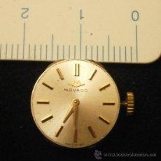 Recambios de relojes: PARTE DE RELOJ MOVADO, SWISS MADE. Lote 35766914