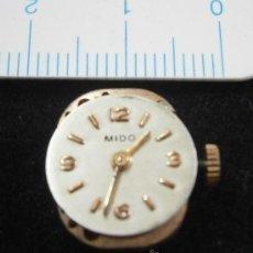 Recambios de relojes: PARTE DE RELOJ MIDO, SWISS. Lote 35980978