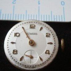 Recambios de relojes: PARTE DE RELOJ DUWARD, SWISS MADE. Lote 36010175