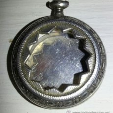 Recambios de relojes: ANTIGUA Y PRECIOSA CAJA DE RELOJ DE BOLSILLO- 341. Lote 36136430