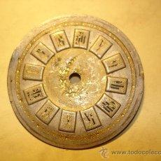 Recambios de relojes: ESFERA PARA ANTIGUO RELOJ DE BOLSILLO - DIAMETRO 43 MM. APROX.. Lote 36278160