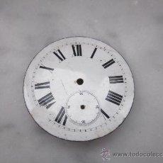 Recambios de relojes: ESFERA DE RELOJ DE BOLSILLO . Lote 37238206