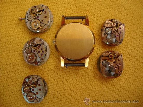 Recambios de relojes: MAQUINAS RELOJ SEÑORA OMEGA Y LONGINES - Foto 4 - 37921468