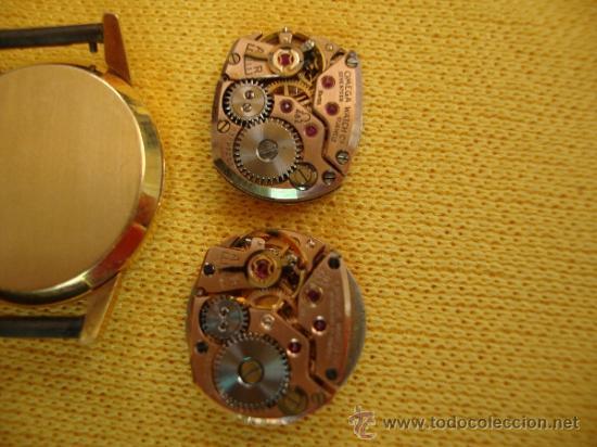 Recambios de relojes: MAQUINAS RELOJ SEÑORA OMEGA Y LONGINES - Foto 3 - 37921468