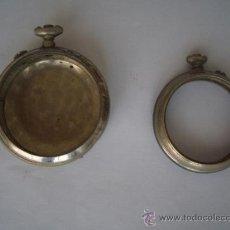 Recambios de relojes: PIEZAS DEW RELOJES DE BOLSILLO. Lote 112561363
