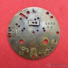 Recambios de relojes: PIEZA DE RELOJ CIRCULAR, RECAMBIO PIEZA RE-10. Lote 39380912