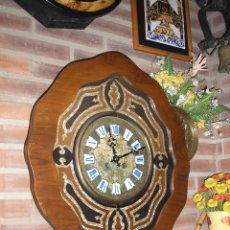 Recambios de relojes: ANTIGUO OJO BUEY JUNGHANS--AÑO 1900. Lote 39501880