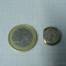 Recambios de relojes: MAQUINA MAQUINARIA RELOJ OMEGA 17 JEWELS Nº 483 .... Lote 40696788