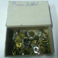 Recambios de relojes: CAJA : PIEZAS ROSKOPF - PARA RELOJ DE BOLSILLO ''ROSKO''. Lote 40717785