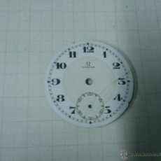 Recambios de relojes: ESFERA RELOJ OMEGA DE 30 MM. DE DIAMETRO. Lote 40722247