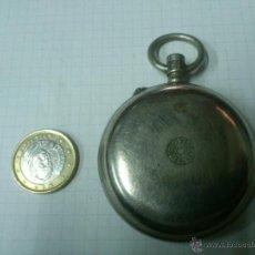 Recambios de relojes: CAJA RELOJ DE BOLSILLO TRIUNFO. UNA TAPA. Lote 40767738