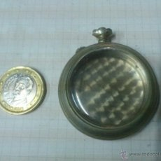 Recambios de relojes: CAJA RELOJ DE BOLSILLO. UNA TAPA. Lote 40767985