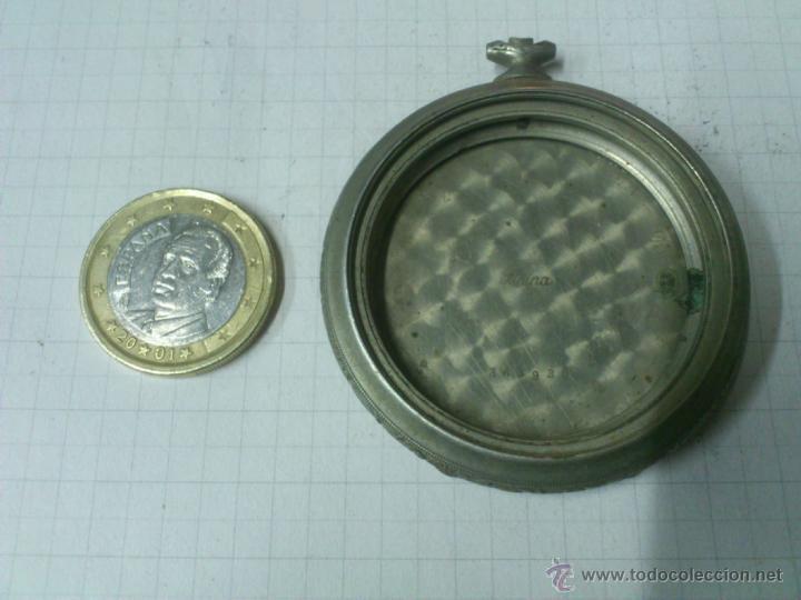 CAJA RELOJ DE BOLSILLO ALPINA. UNA TAPA (Relojes - Recambios)