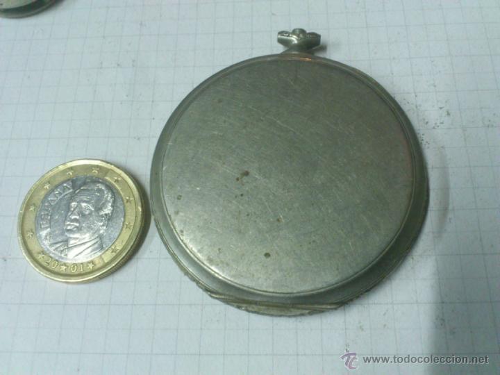 Recambios de relojes: CAJA RELOJ DE BOLSILLO ALPINA. UNA TAPA - Foto 2 - 40769070