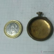 Recambios de relojes: CAJA RELOJ DE BOLSILLO. UNA TAPA. Lote 40769213