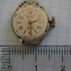 Recambios de relojes: PARTE DE RELOJ CAUNY PRIMA.. Lote 40886139
