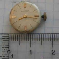 Recambios de relojes: PARTE DE RELOJ CERTINA.. Lote 40886827