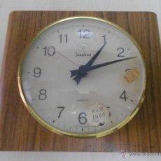 Recambios de relojes: PIEZA DE UN RELOJ DE PARED , JUNGHANS TRANSISTOR ESPAÑA . Lote 41497002