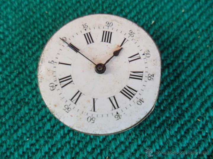 Recambios de relojes: piezas reloj de bolsillo - Foto 2 - 41740319