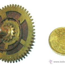 Recambios de relojes: PIEZA DE RECAMABIO PARA RELOJ ANTIGUO Nº1. Lote 41887020