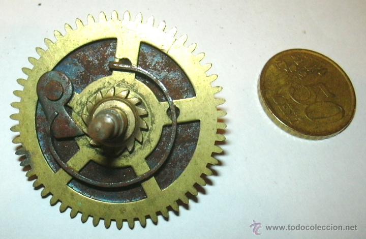 Recambios de relojes: pieza de recamabio para reloj antiguo nº1 - Foto 3 - 41887020