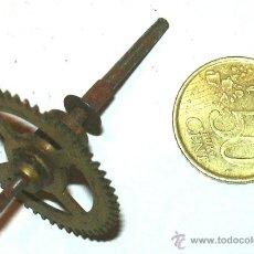Recambios de relojes: PIEZA DE RECAMABIO PARA RELOJ ANTIGUO Nº2. Lote 41887172