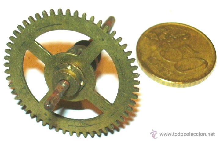 Recambios de relojes: pieza de recamabio para reloj antiguo nº2 - Foto 2 - 41887172