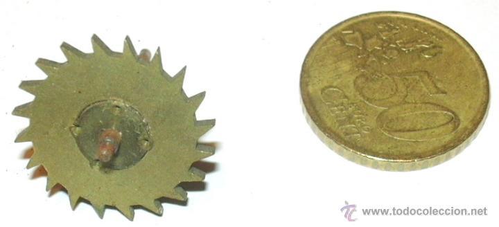 Recambios de relojes: pieza de recamabio para reloj antiguo nº3 - Foto 2 - 41887315
