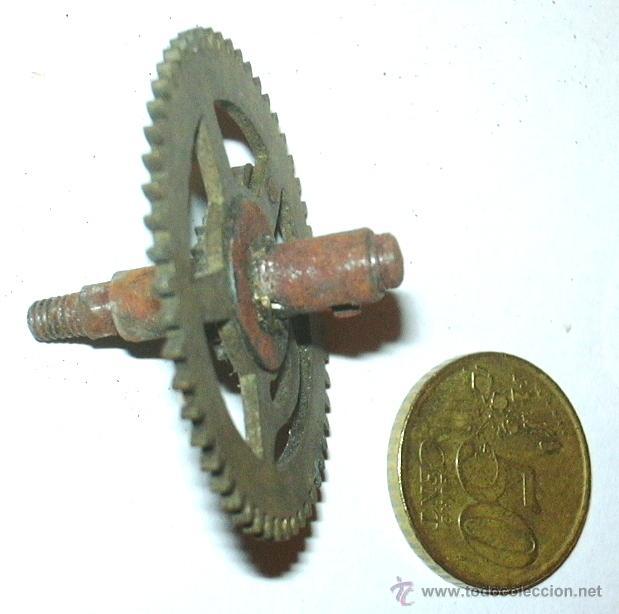 Recambios de relojes: pieza de recamabio para reloj antiguo nº4 - Foto 2 - 41887559
