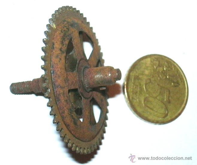 Recambios de relojes: pieza de recamabio para reloj antiguo nº6 - Foto 2 - 41887768