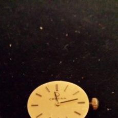 Recambios de relojes: MAQUINARIA CERTINA- FUNCIONA. Lote 42060625