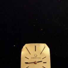 Recambios de relojes: MAQUINARIA CERTINA- FUNCIONA. Lote 42060763