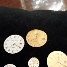 Recambios de relojes - 5 MECANISMOS CUARZO - 42061086