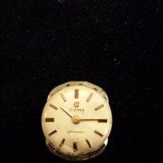 Recambios de relojes: MAQUINARIA CYMA. Lote 42236184